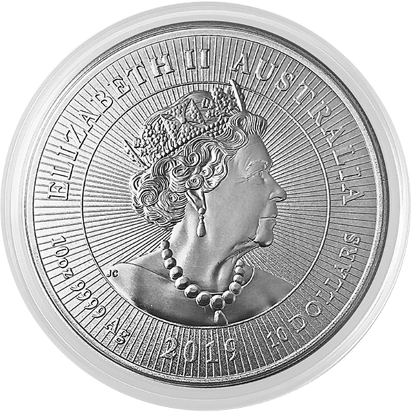 Big Thicket Coin And Bullion 2019 10 Oz Piedfort